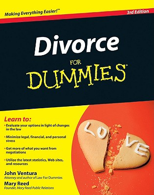 Divorce for Dummies By Ventura, John/ Reed, Mary